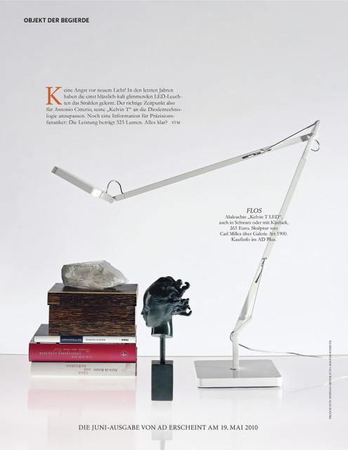Flos Lampe 5:2010